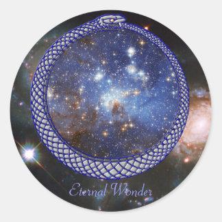 Ouroboros Galaxy - Sticker