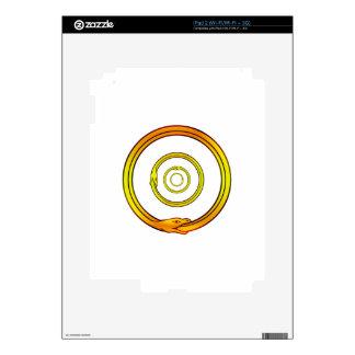 Ouroboros iPad 2 Skins