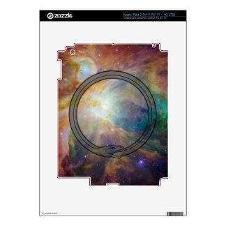 Ouroboros iPad 3 Decals