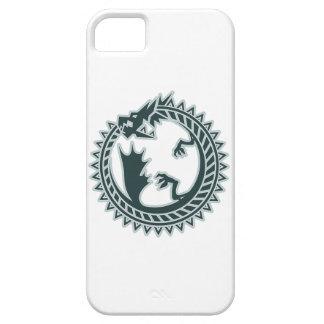 Ouroboros iPhone 5 Carcasa
