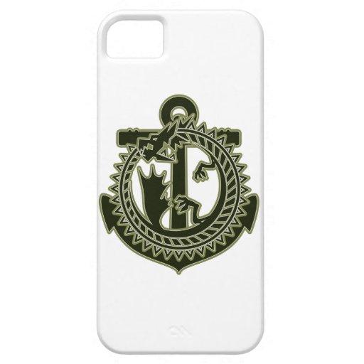 Ouroboros iPhone 5 Case-Mate Carcasas