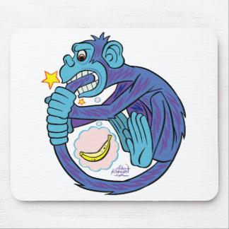 Ouroboros Monkey Mousepad