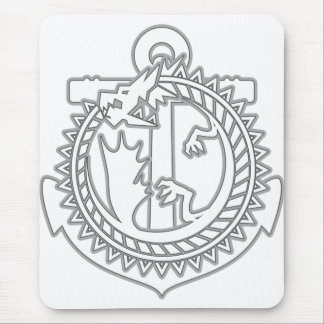Ouroboros Mouse Pad