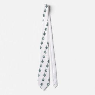 Ouroboros Neck Tie