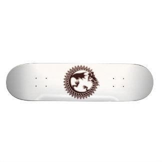 Ouroboros Skateboard Deck
