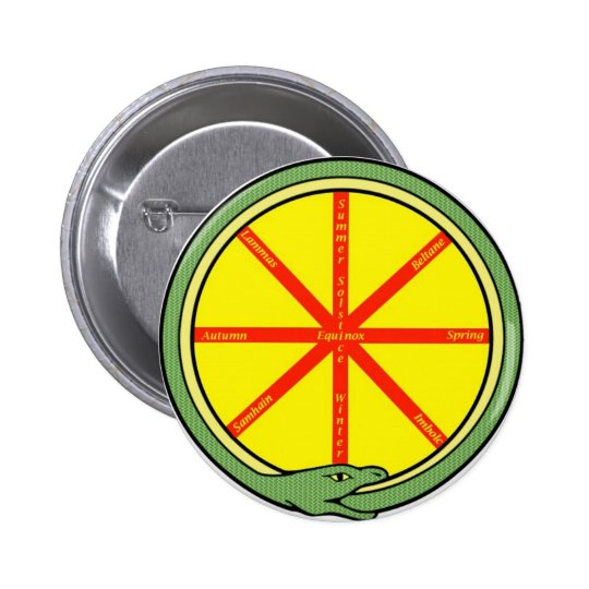 Ouroboros wheel button