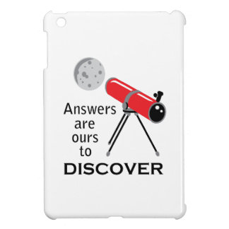 OURS TO DISCOVER iPad MINI CASE