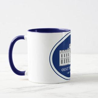 Oust the Incumbent - Liberty House 2012 Mug