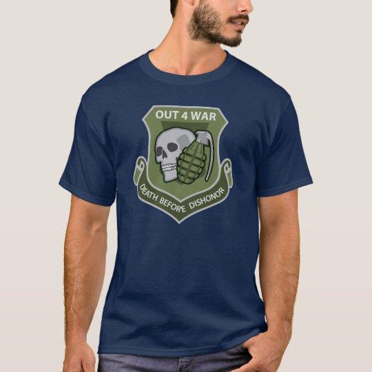 Out 4 War T-Shirt