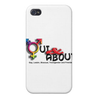 OUT AND ABOUT iPhone 4 CASE