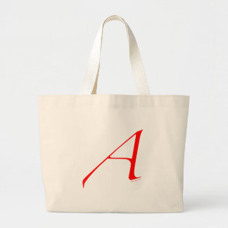Out and Proud Atheist Canvas Bag