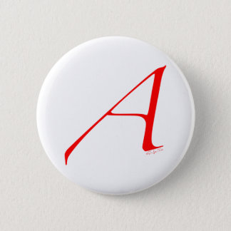 Out and Proud Atheist Pinback Button