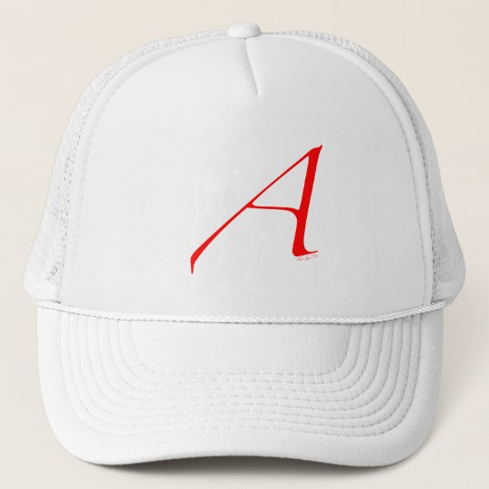 Out and Proud Atheist Trucker Hat