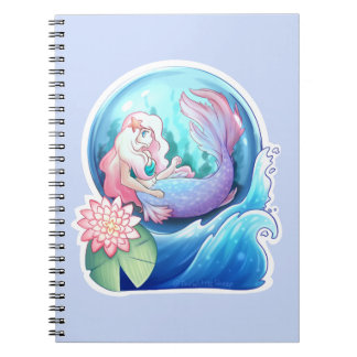 Out at Sea Notebook