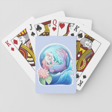 Out at Sea Playing Cards