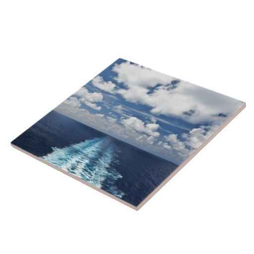 Out at Sea Tile