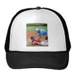out baseball mesh hats