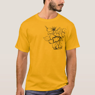 Out beyond ideas of rightdoing and wrongdoing... T-Shirt