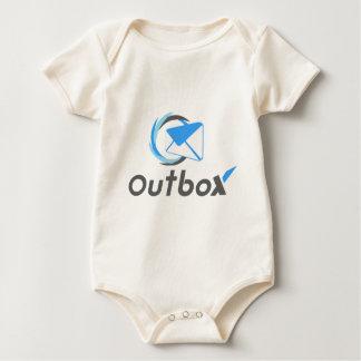 Out Box Temp Baby Bodysuit