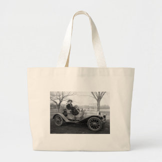 Out for a Ride, early 1900s Bags