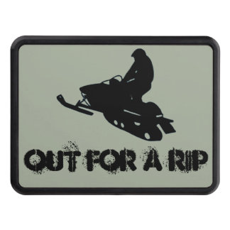 Out for a Rip - Hitch Tow Hitch Cover