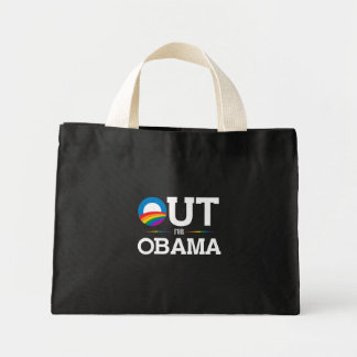 Out for Obama Bag