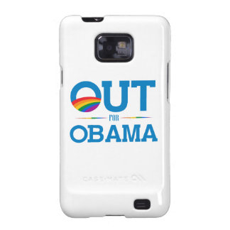 Out for Obama Galaxy S2 Cover
