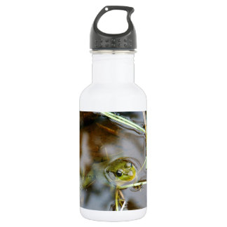 Out for some fresh air stainless steel water bottle