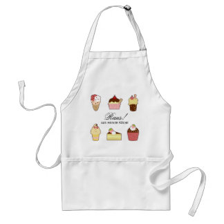 Out! From my kitchen Adult Apron