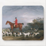 Out Hunting, 1841 Mouse Pad