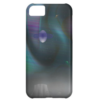 Out in the Galaxy Outer Space Iphone Case-Mate Cas Cover For iPhone 5C