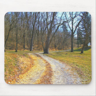 Out Into The Woods Mouse Pad