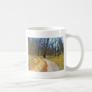 Out Into The Woods Coffee Mugs