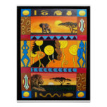 Out of Africa Print