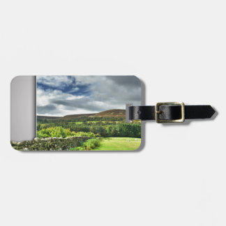 Out of bounds Yorkshire wall Bag Tag