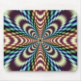 Out of Control Vibrations Mouse Pad