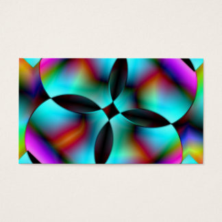 Out of Focus Business Card