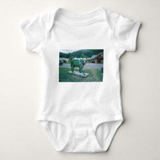 out of hibernation baby bodysuit