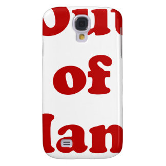 Out of Mana Samsung S4 Case