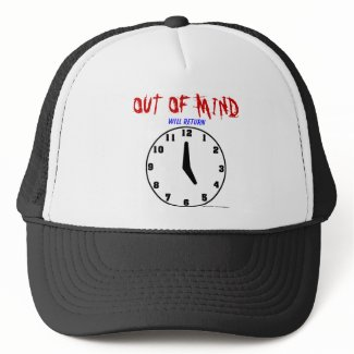 Out Of Mind Hat