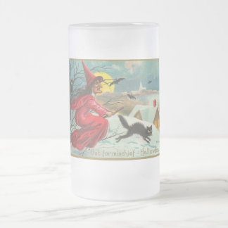 Out of Mischief - Halloween Vintage Style Mugs