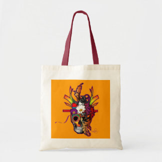 Out Of My Skull Tote Bag