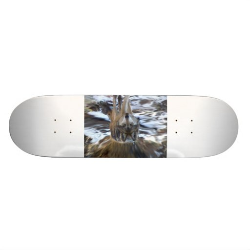 Out of Nowhere Skate Deck