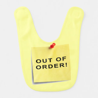 Out Of Order! Bib
