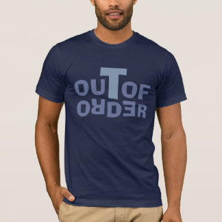 OUT OF ORDER shirts & jackets