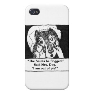 Out of Pie iPhone 4 Cover