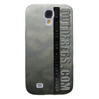 Out Of Regs Logo iPhone Case