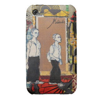 Out of school mama s dress II by J Kabinda Coque iPhone 3 Case-Mate