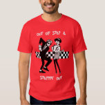 Out of Step & Steppin' Out II Shirts