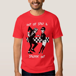Out of Step & Steppin' Out Shirt